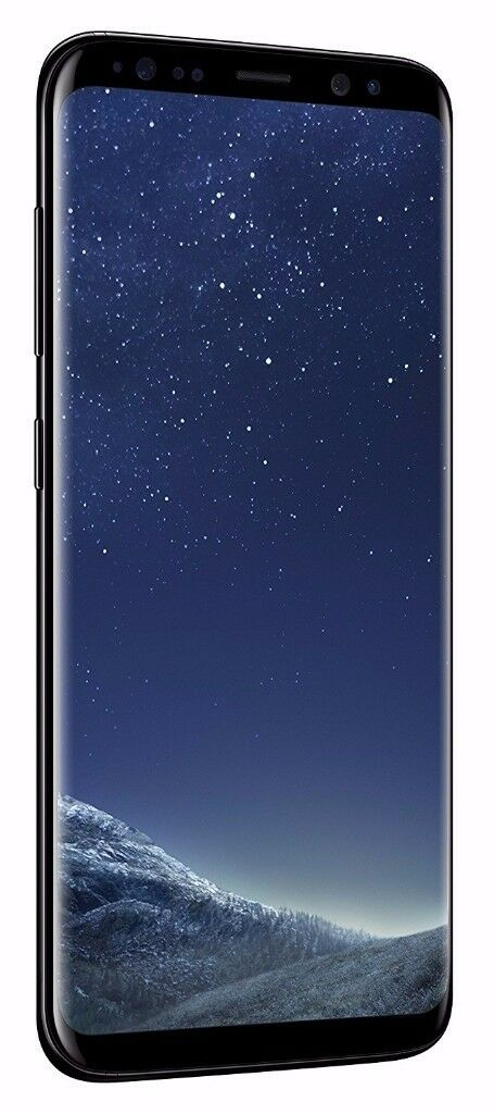 Samsung galaxy s8 64gb locked to ee..amazing condition..box and accesories as new