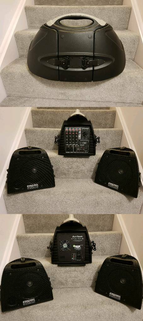 Portable PA System (Open To Offers)