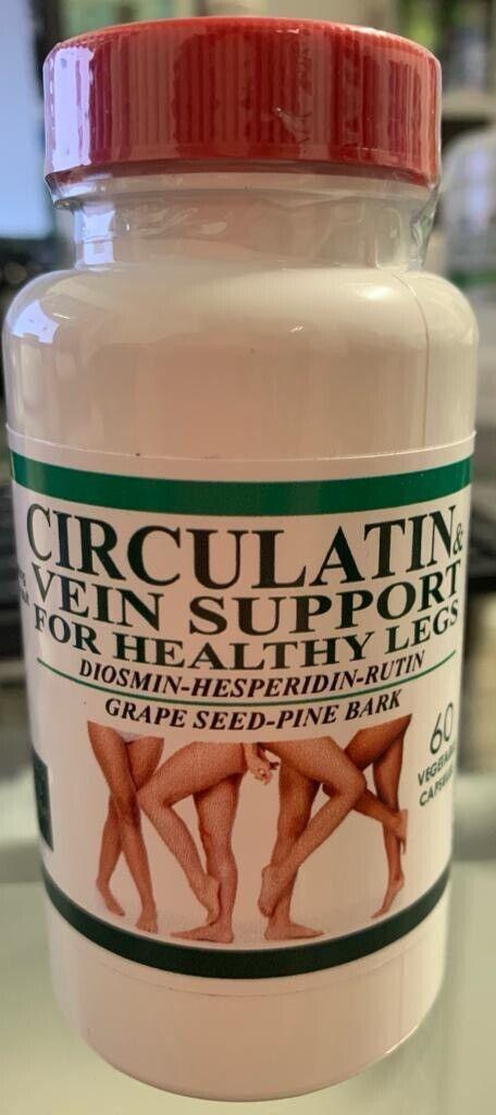 Suplemento Natural Para La Circulacion Sangre Piernas Corazon Diabeticos Glucosa 1