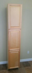 Three Door Kitchen Pantry Cupboard $60
