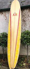 Watercooled Australia surfboard