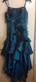Midnight collections prom dress - size 12 Ono