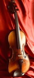 Vintage Violin - 3/4 Karl Hofner.