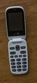 Doro 6030 Smartphone Graphite/White USED