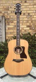 Taylor 810 dreadnought acoustic
