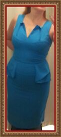 Party evening dress size 12