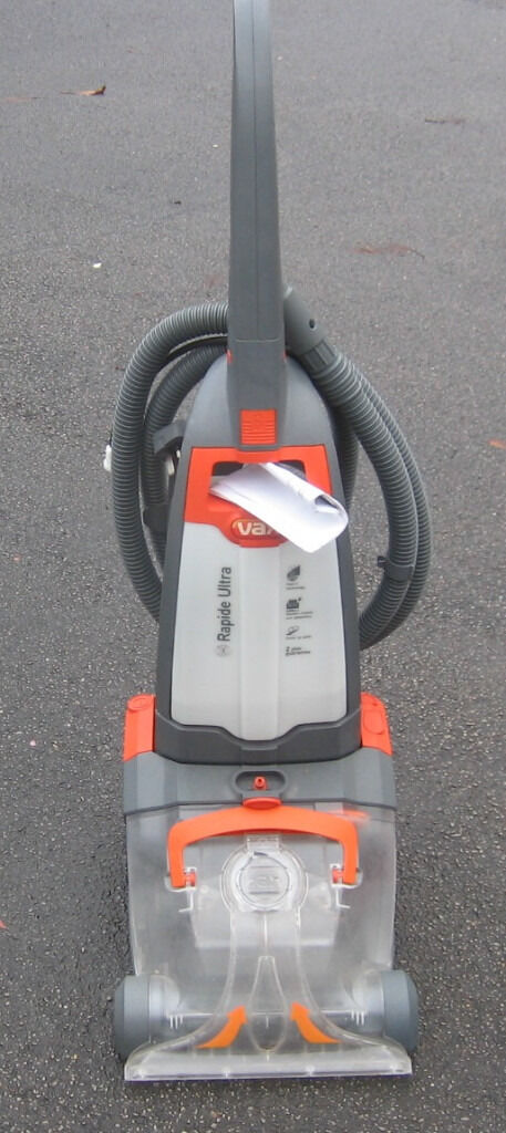 Vax Rapide Ultra Carpet Cleaner Tools And Instructions In Willerby