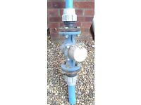 Large Water Flow Meter H4000