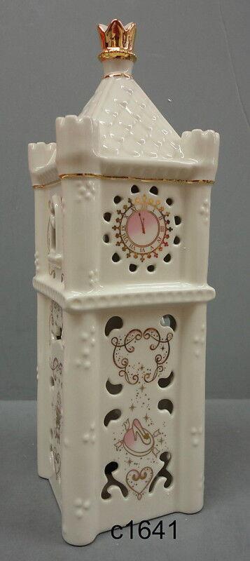 Lenox Disney PRINCESS LIGHTED TOWER Cinderella new in box