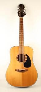 Guitare électro-acoustique 12 cordes TAKAMINE EF385 (A031000)