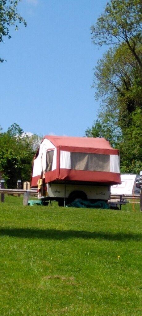 Pennine Aztec trailer tent | in Dewsbury, West Yorkshire ...