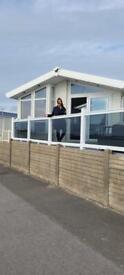 Lodge for hire Trecco bay Porthcawl