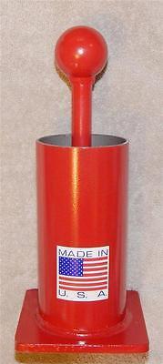 Large Frit Maker - Rock Crusher - Glass Crusher - Effective & Heavy Duty