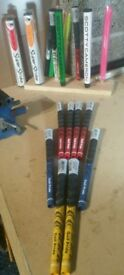 Golf Grips, Putter Grip and Shafts