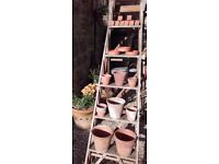 Vintage terracotta collection