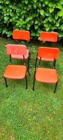 Remploy kiddies chairs (4)