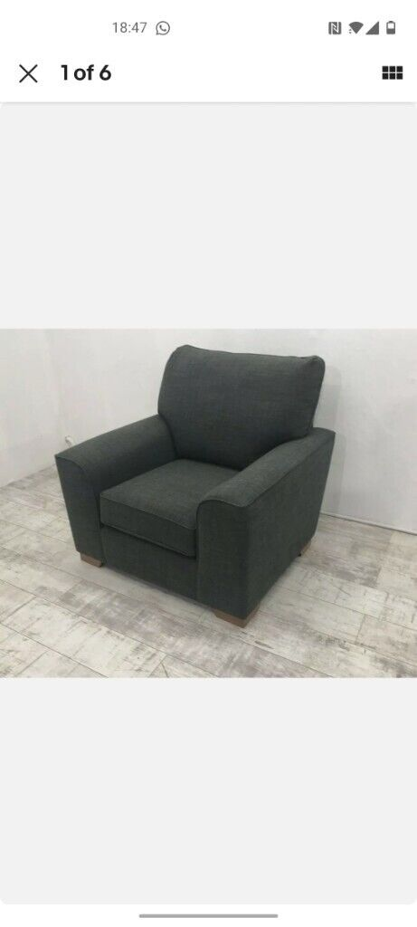 Brand new M&S Armchair | in Tooting Broadway, London | Gumtree