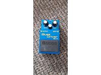 Boss Blues driver BD2 - Guitar pedal - mint condition