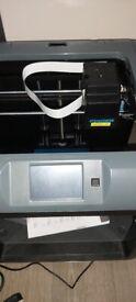 FlashForge 3D Printer Finder 2.0. And additional inks