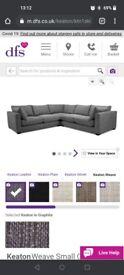 5 seater / corner couch sofa