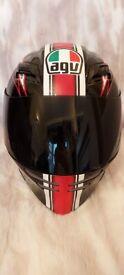 AGV Motorbike helmet size small