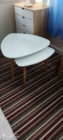 White Nest of Tables