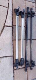 Roof bars 2 sets