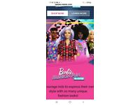 Barbie Knitting Patterns wanted.