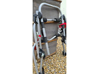 Halfords 3 Bike Rear Mounted Bike Rack