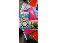 Collectible view master films disney