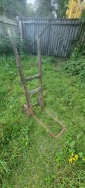 Heavy duty sack barrow trolley