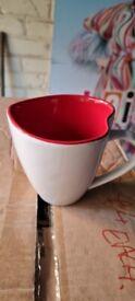 Job lot of love mugs