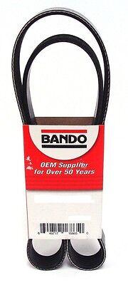 BANDO Serpentine Accessory Drive Belt 4PK1195
