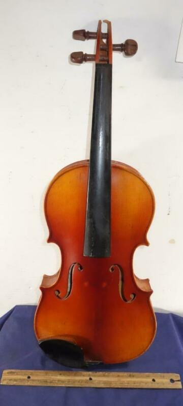 Vintage Violin Musical Instrument Rochester Stringhouse William Etc !