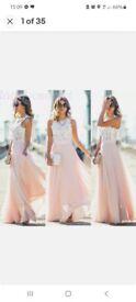 Prom maxi dress