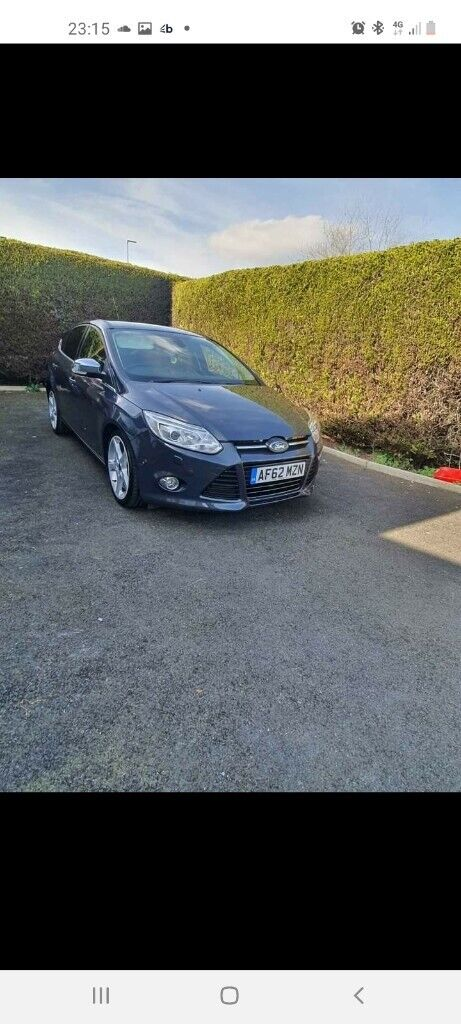 Ford, FOCUS, Hatchback, Late 2012, Manual, 1997 (cc), 5 doors
