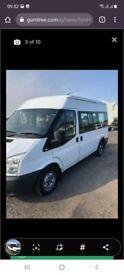 Ford, TRANSIT, MPV, 2011, Manual, 2198 (cc), 5 doors
