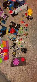 Imaginext toys!
