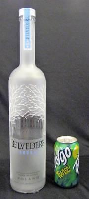 New Large Moet Chandon NY Times Square 2014 Bling Empty Dummy Bottle Sealed