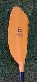 New Werner Canoeing Paddle