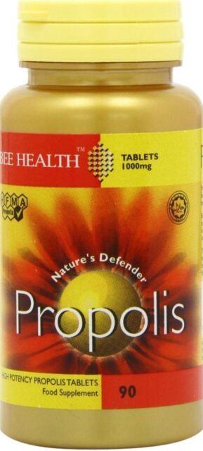 Bee Health Propolis 1000mg 90 Tablets