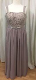 LQ designs bridesmaid dresses x 3 pink 8 & 18 & 18