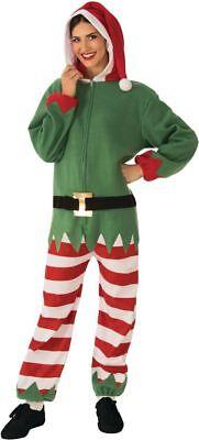Mann Elfe Kostüm (Rubies Elfen Weihnachtsmann Helfer Erwachsene Pulli Weihnachten Holiday Kostüm)