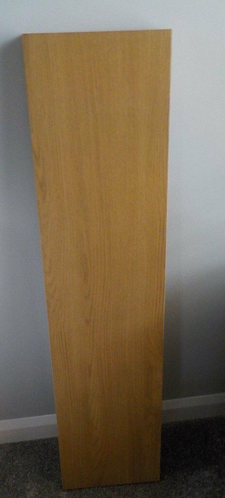 Ikea Oak Veneer Floating Shelf Lack