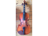 Violin 3/4 size - SieLam violin - Divertimento with new bow £100.00 ono