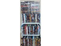DVD's for sale - over 120 films on DVD only viewed once or twice