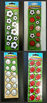 Sports Stickers Party Favors Teacher Supply U Pick