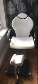 Spa pedicure chair, in good used condition