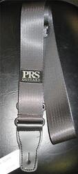 Paul Reed Smith  PRS Charcoal Nylon Seatbelt Guitar Strap  Acc-3150