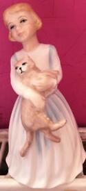 Royal Doulton - My First Pet - Excellent Condition